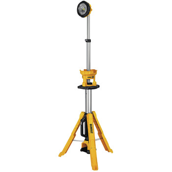 Dewalt DCL079B 20V MAX Cordless Tripod Light (Tool Only) image number 1