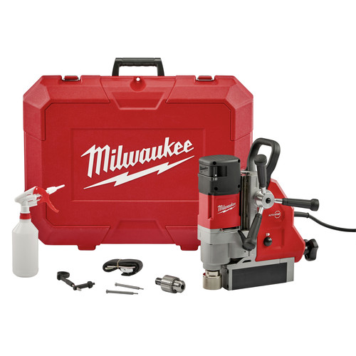 Factory Reconditioned Milwaukee 4274-81 1-5/8 in. Magnetic Drill (Reconditioned)