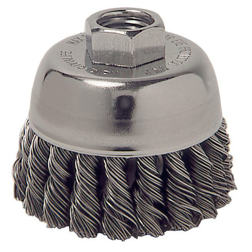 ATD 8284 4 in. Knot-Style Cup Brush image number 0
