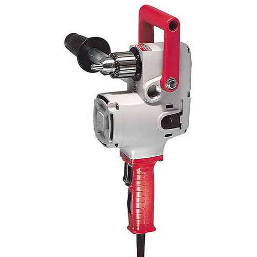 Factory Reconditioned Milwaukee 1675-8 HOLE HAWG 7.5 Amp 300 / 1200 RPM 2-Speed 1/2 in. Corded Drill image number 0