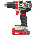 Factory Reconditioned Porter-Cable PCCK607LBR 20V MAX Brushless Lithium-Ion 1/2 in. Cordless Drill Driver Kit (1.5 Ah) image number 1