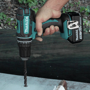 Factory Reconditioned Makita XPH102-R 18V LXT Lithium-Ion Cordless 1/2 in. Hammer Driver-Drill Kit image number 3