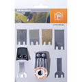 Fein 63901025060 MultiMaster MiniCut Blade and File Set