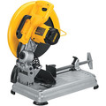 Dewalt D28715 14 in. Chop Saw with Quick-Change System image number 1