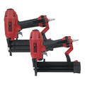 SENCO 11C0001N FinishPro 18 Gauge 2 in. Brad Nailer and 1/4 in. Crown Finish Stapler Combo Kit image number 3