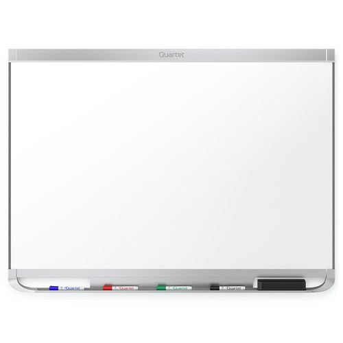 Quartet P558AP2 8 ft. x 4 ft. Prestige 2 DuraMax Porcelain Magnetic Whiteboard