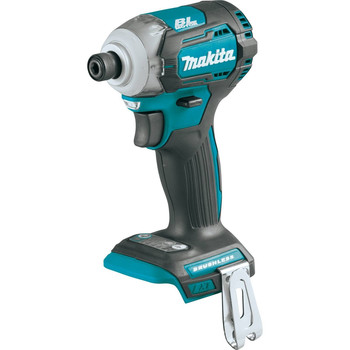Makita XDT12Z LXT 18V Cordless Lithium-Ion 4-Speed Brushless 1/4 in. Impact Driver (Tool Only) image number 0
