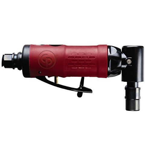 Chicago Pneumatic 9106QB 1/4 in. Angle Head Air Die Grinder