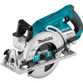 Makita XSR01PT 18V X2 LXT (36V) Brushless Cordless Rear Handle 7-1/4 in. Circular Saw Kit (5.0Ah) image number 1