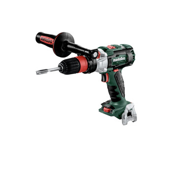 Metabo 603828890 18V LTX GB 18 BL Q I Lithium-Ion Brushless 1/2 in. Cordless Drill Driver with (2) Tapping Chucks (Tool Only) image number 0