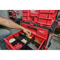 Milwaukee 48-22-8443 PACKOUT 50 lbs. Capacity 3-Drawer Tool Box image number 8