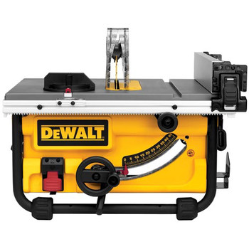 Factory Reconditioned Dewalt DWE7480R 10 in. 15 Amp Site-Pro Compact Jobsite Table Saw image number 2
