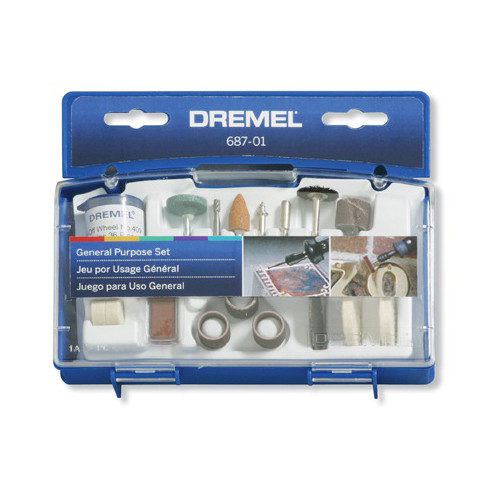 Dremel 687-01 52 Piece General Purpose Accessory Set