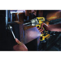 Dewalt DCF899P2 20V MAX XR Cordless Lithium-Ion 1/2 in. Brushless Detent Pin Impact Wrench with 2 Batteries image number 5