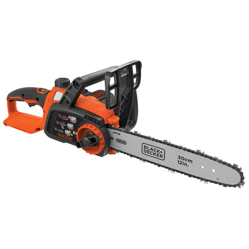 Black & Decker LCS1240 40V MAX Li-Ion 12 in. Chainsaw Kit image number 0