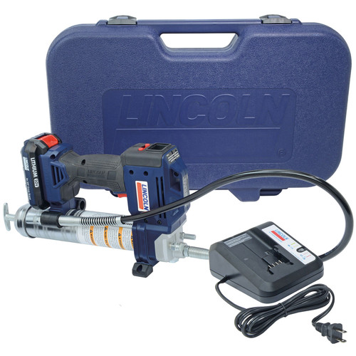 Lincoln Industrial 1882 20V Cordless Lithium-Ion PowerLuber Grease Gun