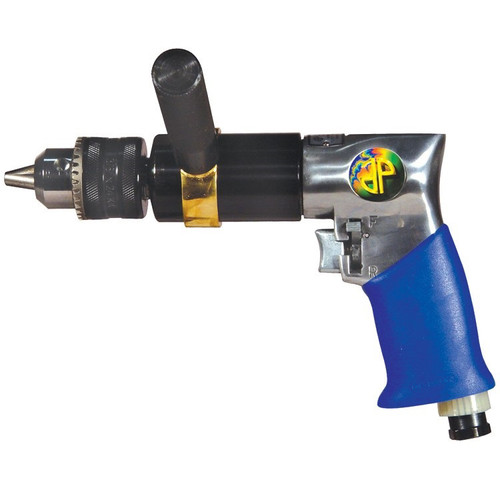 Astro Pneumatic 527C 1/2 in. Extra Heavy-Duty Reversible Air Drill