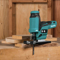 Makita VJ05Z 12V max CXT Lithium-Ion Brushless Barrel Grip Jig Saw, (Tool Only) image number 10