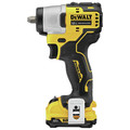 Dewalt DCF902F2 XTREME 12V MAX Brushless Lithium-Ion 3/8 in. Cordless Impact Wrench Kit (2 Ah) image number 2