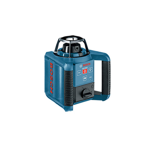 Factory Reconditioned Bosch GRL250HV-RT Dual-Axis Self-Leveling Rotary Laser
