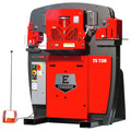 Edwards IW75-3P230-AC600 230V 3-Phase 75 Ton JAWS Ironworker with Hydraulic Accessory Pack image number 2