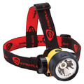 Streamlight 61050 Trident Headlamp with 3 White LEDs (Yellow)