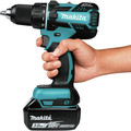 Factory Reconditioned Makita XFD061-R 18V LXT Lithium-Ion Brushless Compact 1/2 in. Cordless Drill Driver Kit (3 Ah) image number 3