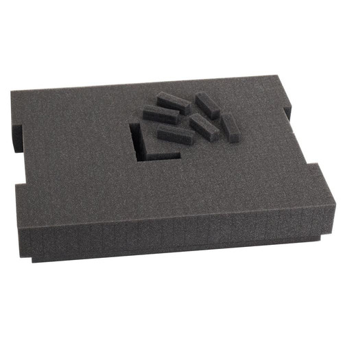 Bosch FOAM-101 Pre-Cut 102 Foam Insert for L-BOXX1