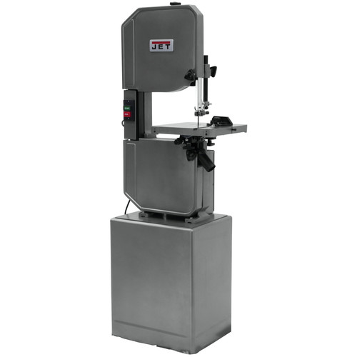 JET J-8201VS 14 in. Vertical Variable Speed Band Saw 1Ph
