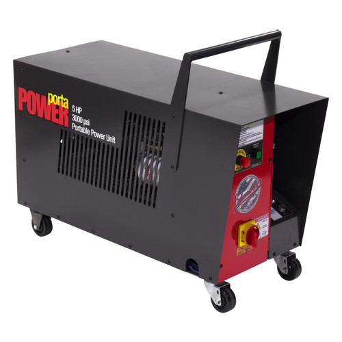 Edwards HAT004 460V 3-Phase Porta-Power Portable Power Unit image number 0