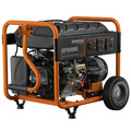 Generac 6954 GP800E 8,000 Watt Gas Portable Generator image number 1