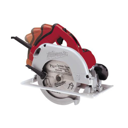 Factory Reconditioned Milwaukee 6390-81 7-1/4 in. Tilt-Lok Circular Saw with Case image number 0