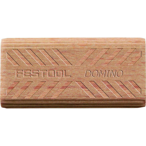 Festool 493297 6mm x 20mm x 40mm Domino Beech Tenons (1,140-Pack)