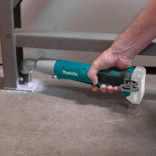 Makita LT02Z 12V MAX CXT Lithium-Ion Cordless 3/8 in. Angle Impact Wrench (Tool Only) image number 6
