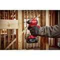 Milwaukee 2853-22 M18 FUEL Compact Lithium-Ion 1/4 in. Cordless Hex Impact Driver Kit (5 Ah) image number 12