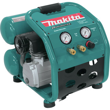 Factory Reconditioned Makita MAC2400-R 2.5 HP 4.2 Gallon Oil-Lube Air Compressor image number 1