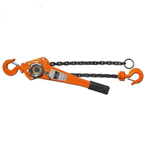 American Power Pull 615 Chain Puller 1.5 Ton image number 0