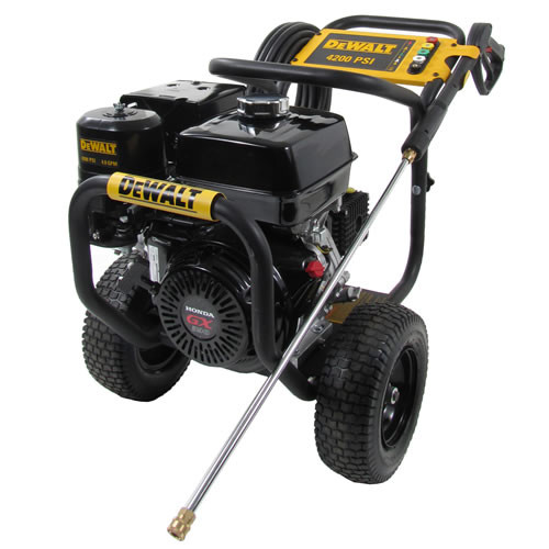 Dewalt DXPW4240 4,200 PSI 4 GPM Gas Pressure Washer
