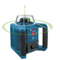 Bosch GRL300HVG Self-Leveling Rotary Laser with Green Beam Technology image number 1