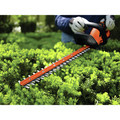 Black & Decker LHT2220B 20V MAX Cordless Lithium-Ion 22 in. Dual Action Hedge Trimmer (Tool Only) image number 8