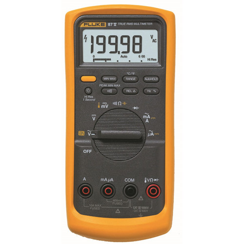 Fluke 88-5 Deluxe Automotive Multimeter image number 0