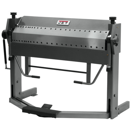 JET PBF-1650D 16 Gauge x 50 in. Dual-Sided Box and Pan image number 0