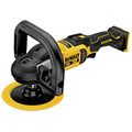Dewalt DCM849B 20V MAX XR Lithium-Ion Variable Speed 7 in. Cordless Rotary Polisher (Tool Only) image number 3