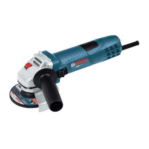 Factory Reconditioned Bosch 1380SLIM-RT 4-1/2 in. 7.5 Amp Small Angle Grinder