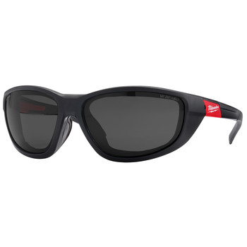 Milwaukee 48-73-2045 Polarized High Performance Safety Glasses with Gasket