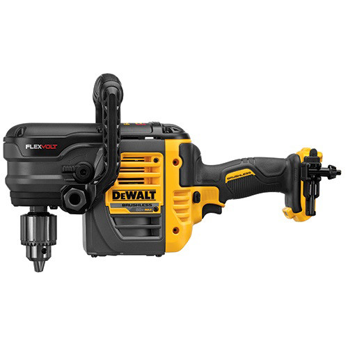 Factory Reconditioned Dewalt DCD460BR FlexVolt 60V MAX Lithium-Ion Variable Speed 1/2 in. Cordless Stud and Joist Drill (Tool Only)