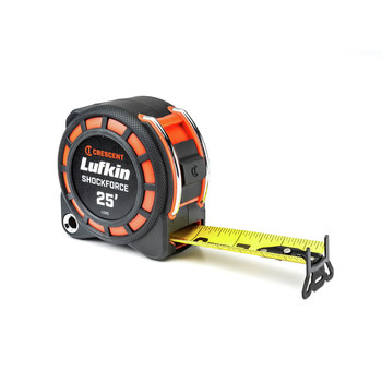 Lufkin L1125 25 ft. x 1-3/16 in. Shockforce Tape Measure