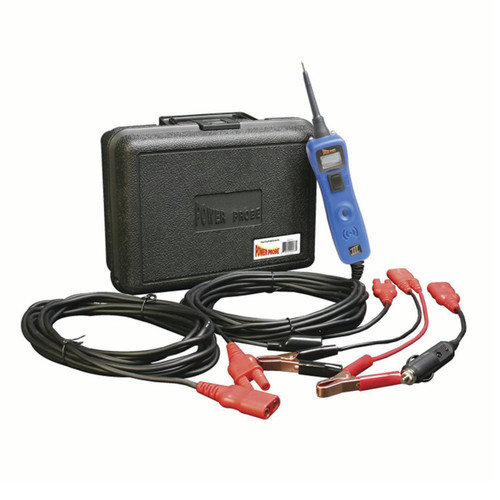 Power Probe PP319FTCBLU Power Probe III Circuit Tester Kit (Blue) image number 0