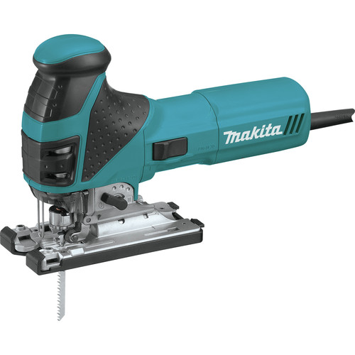 Factory Reconditioned Makita 4351FCT-R Barrel Grip Jigsaw with LED Light image number 0