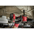 Milwaukee 2854-22 M18 FUEL Lithium-Ion Brushless Compact 3/8 in. Cordless Impact Wrench Kit with Friction Ring (5 Ah) image number 5